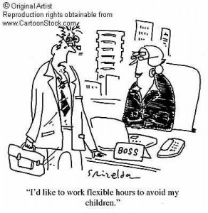 Humor work life balance